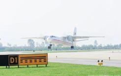 高麗航空の旅客機