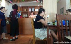 バンコク・玉流レストラン