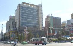 北朝鮮人も多く滞在する延辺市