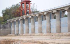 水豊ダム上流施設
