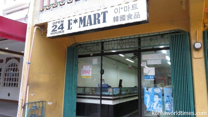 度重なる浄化作戦を経て韓流化進行。半数の店がコリアンバー