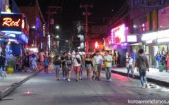 夜の街アンヘレス