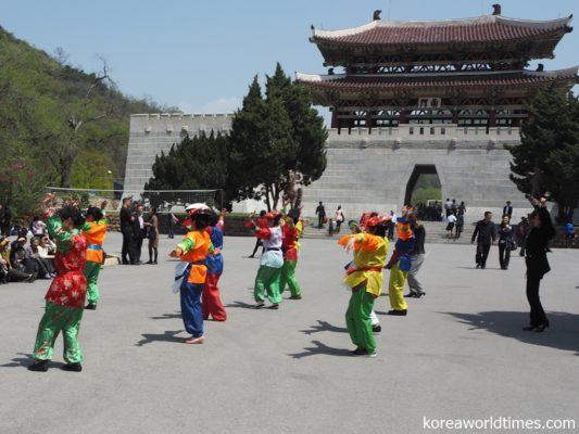 愛の不時着で注目される北朝鮮の律動体操とは?