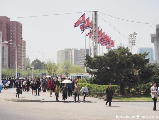 科学技術強国を構築する目標を掲げる北朝鮮