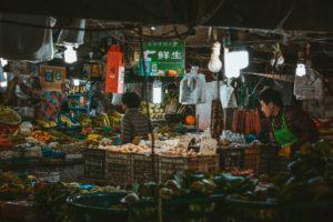 中国人は青魚を食べない