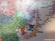 日本海を消してトンヘ? 歪んだ正義心で世界中の地図へ落書き韓国人