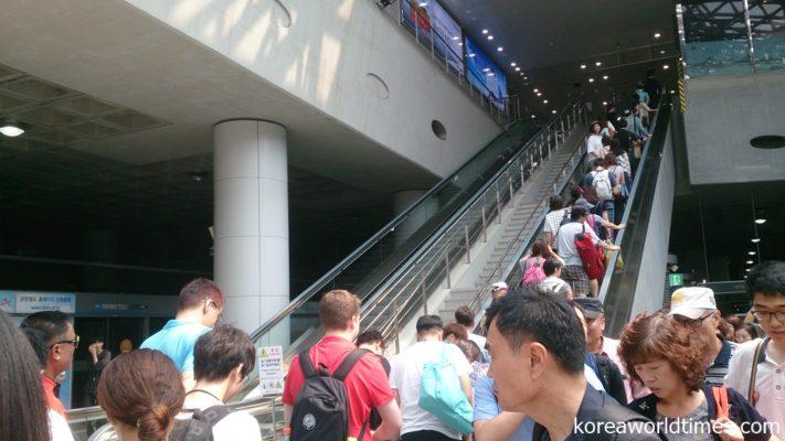 国外進出を重視する韓国企業が増加中
