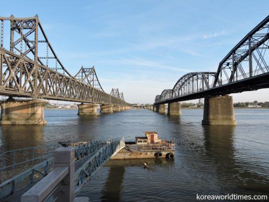 丹東市が北朝鮮観光再開を公式否定