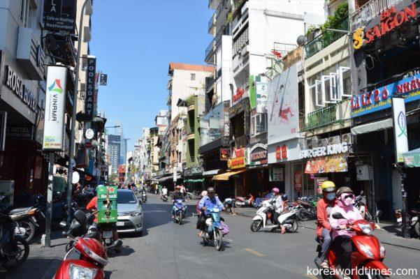 盛んな海外進出を背景に増える韓国人移住者