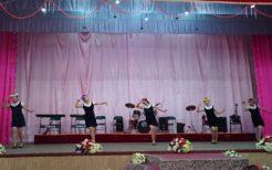 平壌6月9日高等中学校のショー
