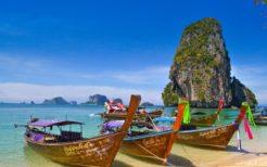 観光立国タイ