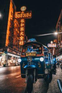 バンコクの韓国人街は焼肉店の集合体