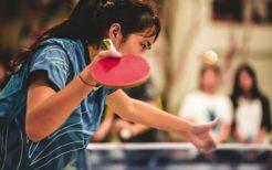 中朝ともに卓球が人気スポーツになっている