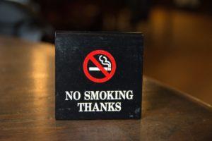 生活総和で標的にされる女性喫煙者