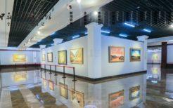 中朝文化展覧館の公式サイトトップページ