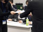 朝鮮大学生や識者らが文科省に要請 学生支援緊急給付金除外をめぐり