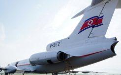 高麗航空P-552 Tupolev Tu-154B
