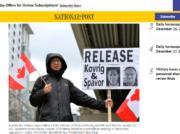 スパイ逮捕2年マイケル・スパバ氏 バイデン新政権でも拘束長期化か