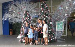 フィリピンのクリスマスは賑やか