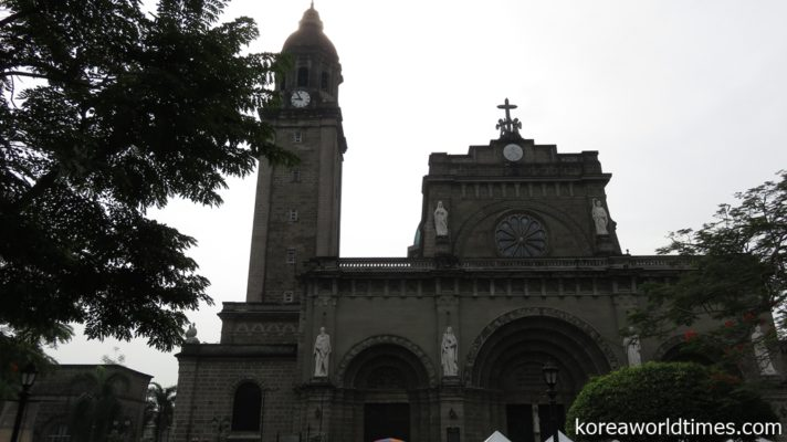 戦前からキリスト教徒が多かった朝鮮半島