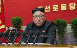 朝鮮労働党第8回大会3日目を伝える労働新聞