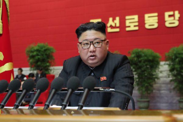 国営メディアが連日党大会の内容を報道