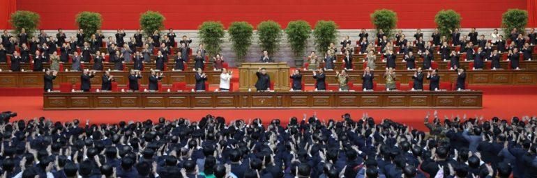 党大会決定書「総書記は党の首班、革命の最高頭脳」