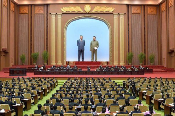 党大会に続く最高人民会議開催