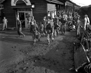 1953年から休戦状態が続く朝鮮戦争