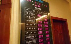 丹鉄ホテルの客室別価格表