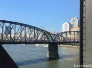 21年夏秋の北朝鮮国境の見どころ 中朝貿易の鉄橋に歴史的な変化