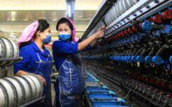 金正淑平壌製糸工場