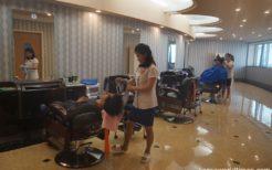 ミニスカートは一部の北朝鮮女性の特権?