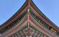 韓国の木造建築