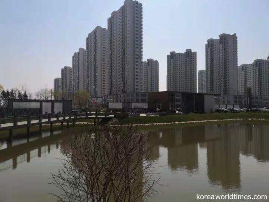 新鴨緑江大橋開通見通しでマンション価格が再上昇