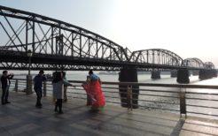 丹東・断橋