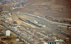 茂山線と白茂線・茂山(ムサン)駅