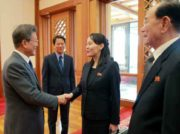 対北朝鮮ビラ散布で金与正談話 1年前の軍事行動計画再始動の可能性