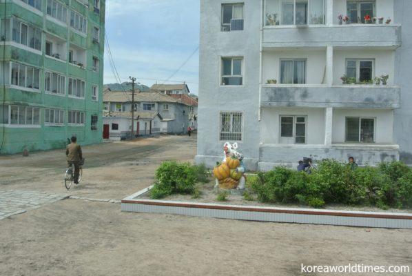 日本へ流れ着く北朝鮮製ペットボトルが激減