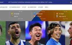 アジアサッカー連盟公式サイト
