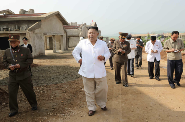 金正恩氏が書簡で「社会主義強国建設」計画明かす