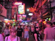 タイの夜の遊び方 日本人・中国人・韓国人の夜遊びの違いとは?