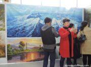 北朝鮮が17万円以上で絵画売り込み 展示販売会打診で外貨稼ぎか?