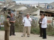 北朝鮮7月梅雨入りで水害警戒 昨年は相次ぐ豪雨被害で食糧事情悪化