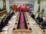 7月11日「中朝友好条約60周年」 記念行事で中朝緊密を強調か