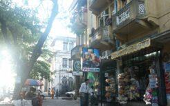 ヤンゴン市内(著者撮影)