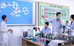 金亨稷師範大学での実験実習教育