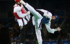 16年リオデジャネイロ五輪でのテコンドー