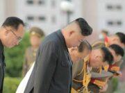 常務委員を解任された李炳哲氏が軍序列1位か 一時失脚説も健在確認