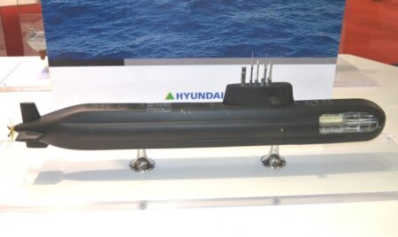 韓国でも3000トン級新鋭潜水艦が間もなく就役